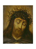 Head of Christ with Crowned with Thorns, Ca, 1625 Giclee Print by Odilon Redon