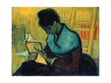 The Novel Reader (Une Liseuse De Romans), Arles, November 1888 Giclee Print by Vincent van Gogh
