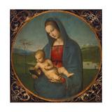 Madonna Conestabile Giclee Print by  Raffael
