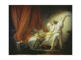 The Bolt, before 1784 Reproduction procédé giclée par Jean-Honoré Fragonard
