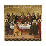 The Last Supper Giclee Print by Valencia Perea-Meister