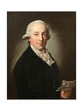 Johann Gottfried Herder (1744-1803), Ca. 1780 Giclee Print
