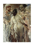 Susanna and the Elders, 1923 Giclee Print by Lovis Corinth