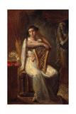 Desdemona, 1849 Giclee Print by Theodore Chasseriau
