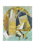 Bouteille De Banyuls, 1914 Giclee Print by Juan Gris