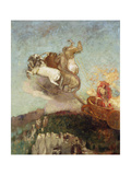 The Chariot of Apollo, 1907-08 Giclee Print by Odilon Redon