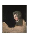 Wolfgang Amadeus Mozart, 1782 Giclee Print by Joseph Lange