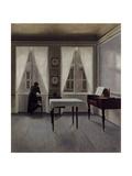 Interieur, Strandgade 30, 1901 Giclee Print by Vincent van Gogh