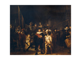 The Vigil Prints by  Rembrandt van Rijn