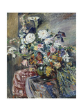 Bunch of Flowers, 1912 Gicleetryck av Lovis Corinth