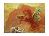 Pegasus Triumphant, 1905 Prints by Odilon Redon