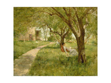 Afternoon Idle, 1882 Giclee Print by Walter Launt Palmer