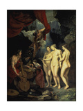 The Medici Cycle: Education of Marie De Medici, 1622-25 Giclee Print by Peter Paul Rubens
