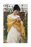 Roman Woman, 1900 Giclee Print by Raymond Quinsac Monvoisin