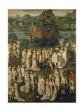 Mediaeval Festival Giclee Print