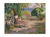 A Summer's Day Print by Henri Lebasque