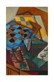 The Chess-Board, 1914 Giclee Print by Juan Gris