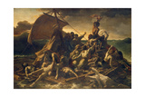 The Raft of the Medusa, 1818-19 Giclee Print by Théodore Géricault