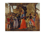 Adoration of the Magi Giclee Print by Sandro Botticelli