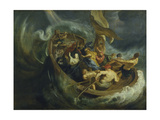 The Miracles of St, Walburga, after 1610 Giclee Print by Peter Paul Rubens