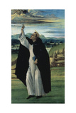 St, Dominic, Between 1498 and 1505 Giclee Print by Sandro Botticelli
