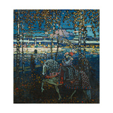 Couple Riding, 1907 Giclée-Druck