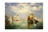 Venice Art by Thomas Moran