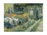 Wannsee-Garden Giclee Print by Max Liebermann