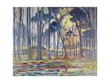 Bosch (Woods) Giclee Print