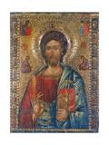 Christus Pantokrator Giclee Print by Moldau-Schule Ikone