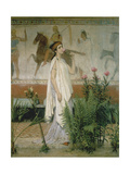 Greek Woman Giclee Print by Sir Lawrence Alma-Tadema