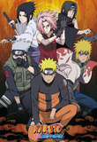 Naruto Shippuden Plakater