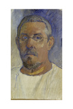 Self-Portrait 1903 Giclee Print by Paul Gauguin