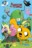 Adventure Time - Tree House Posters