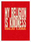 My Religion Giclee Print by Lisa Weedn