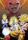 Dragon Ball Z - Buu vs Saiyans Billeder