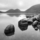 Silent Lake Photographic Print