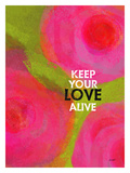 Keep Your Love Giclee Print by Lisa Weedn