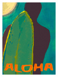 Aloha Giclee Print by Lisa Weedn
