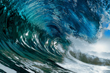 The Wave Photographic Print by  PhotoINC