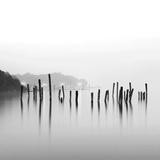 Old Pier Reproduction photographique par  PhotoINC