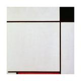 Composition, 1927 Reproduction procédé giclée par Piet Mondrian
