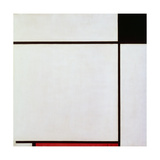 Composition, 1927 Giclee Print by Piet Mondrian