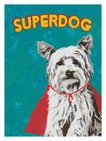 Superdog Giclee Print by Lisa Weedn