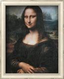 Mona Lisa (La Gioconda), c.1507 Kunstdrucke von  Leonardo da Vinci