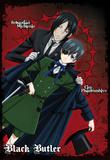 Butler - Ciel and Sebastian Posters