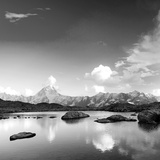 Mountain Lake Photographic Print