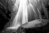 Waterfall Photographic Print by  PhotoINC