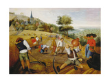 Summer, 1590 Giclee Print by Pieter Bruegel the Elder