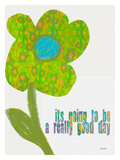 Really Good Day Giclee Print by Lisa Weedn